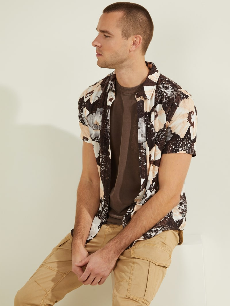 Eco Fountain Floral Shirt