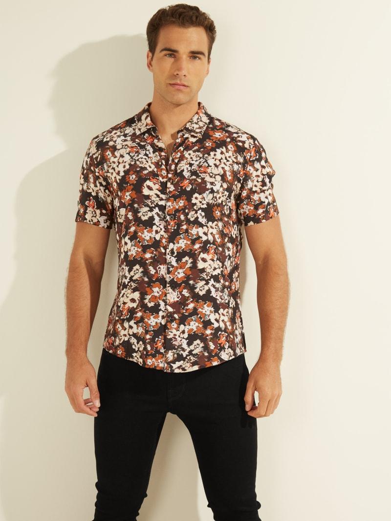 Eco Franklin Floral Shirt