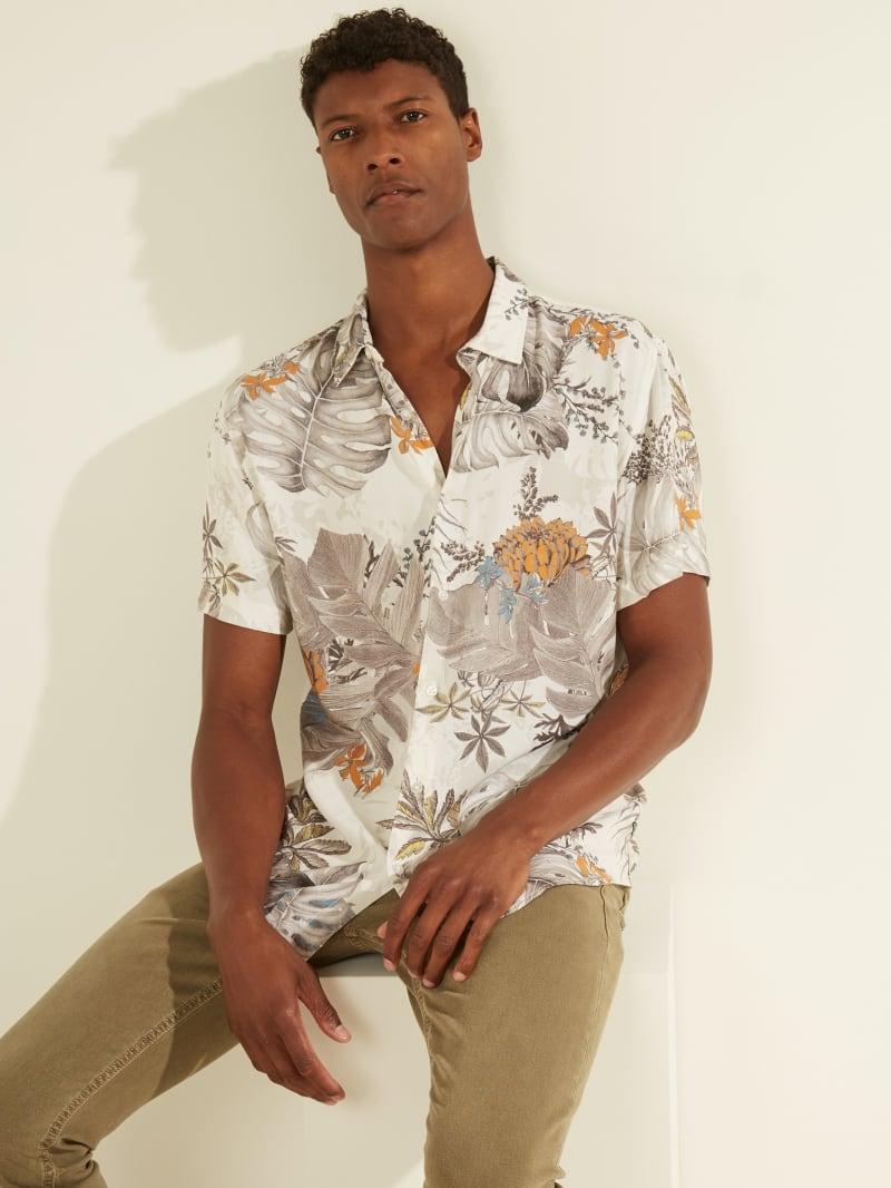 Tropical Camo Shirt