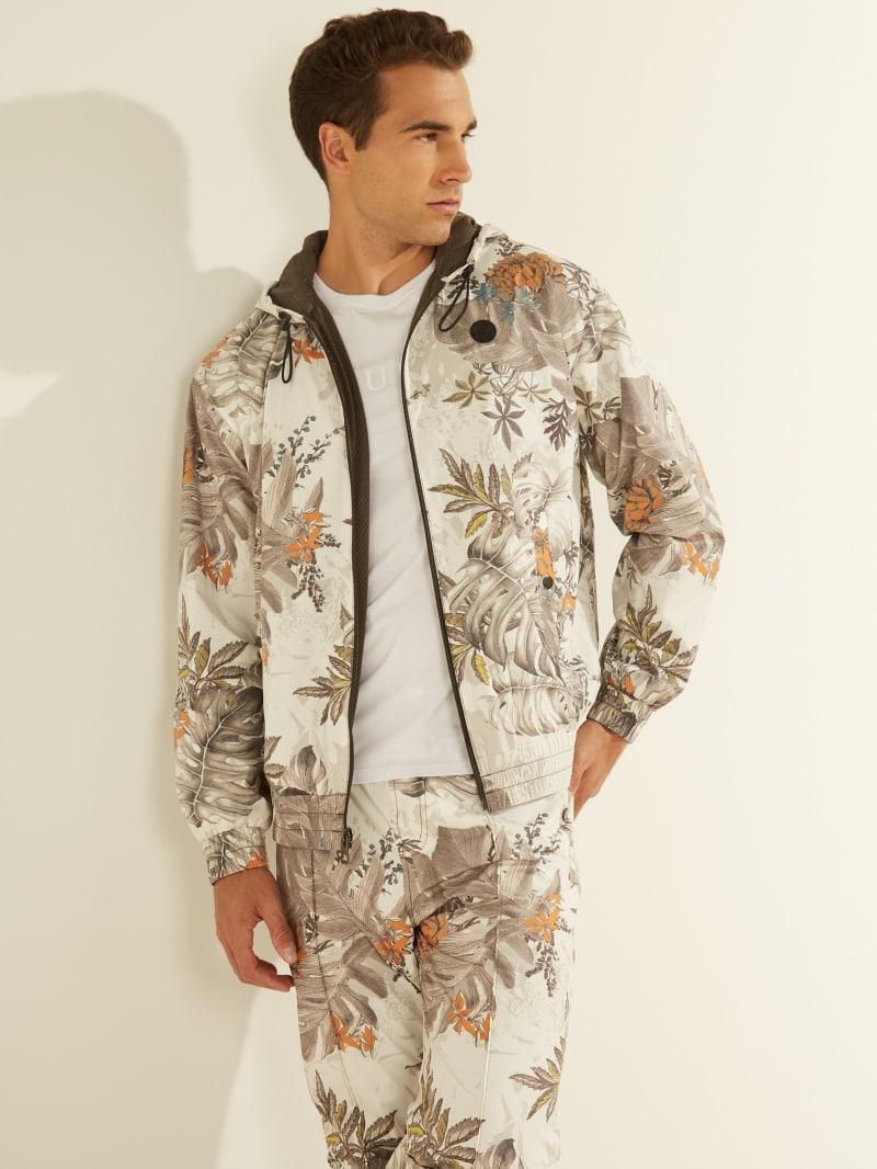 Tropical Camo Jacket