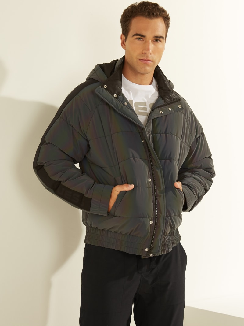 Arctic Reflective Puffer Jacket