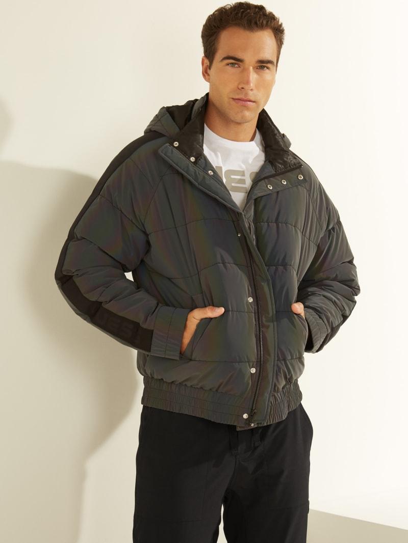 Arctic Reflective Puffer Jacket