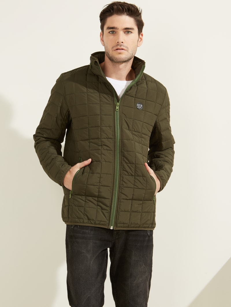 Active Nylon Puffer Jacket