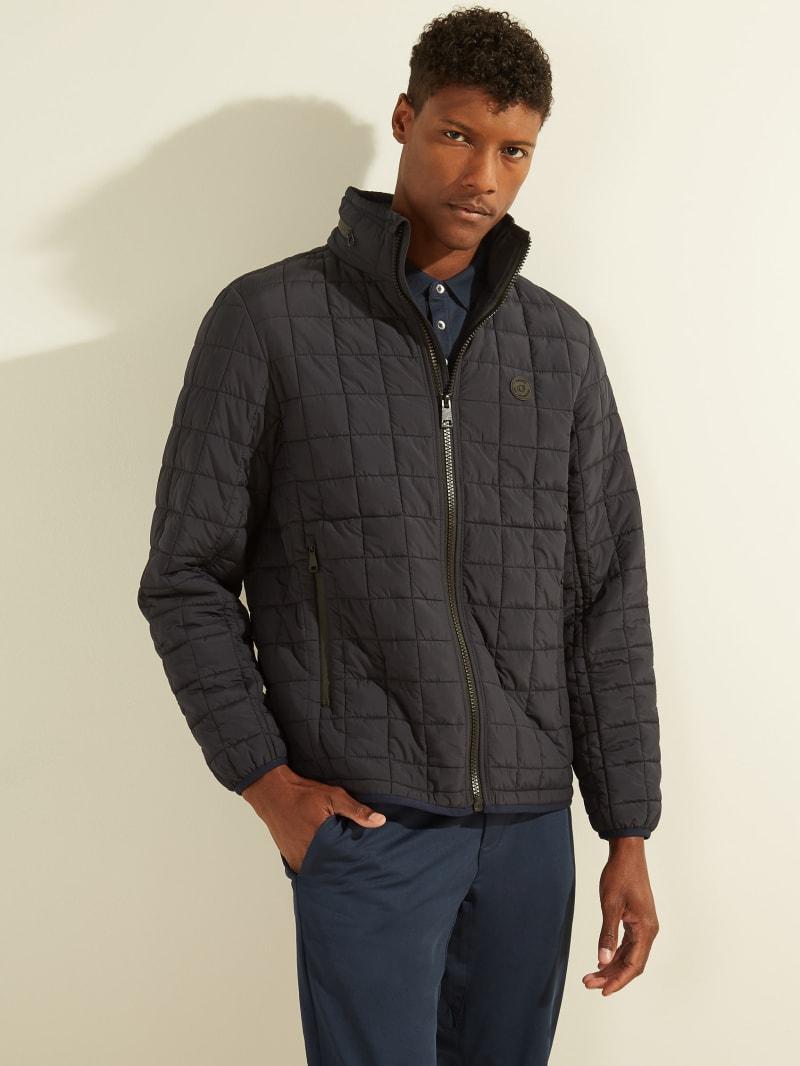 Active Nylon Puffer Jacket