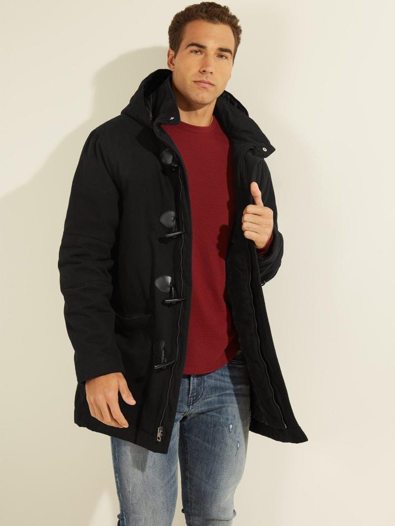 Heavy Moleskin Duffle Coat