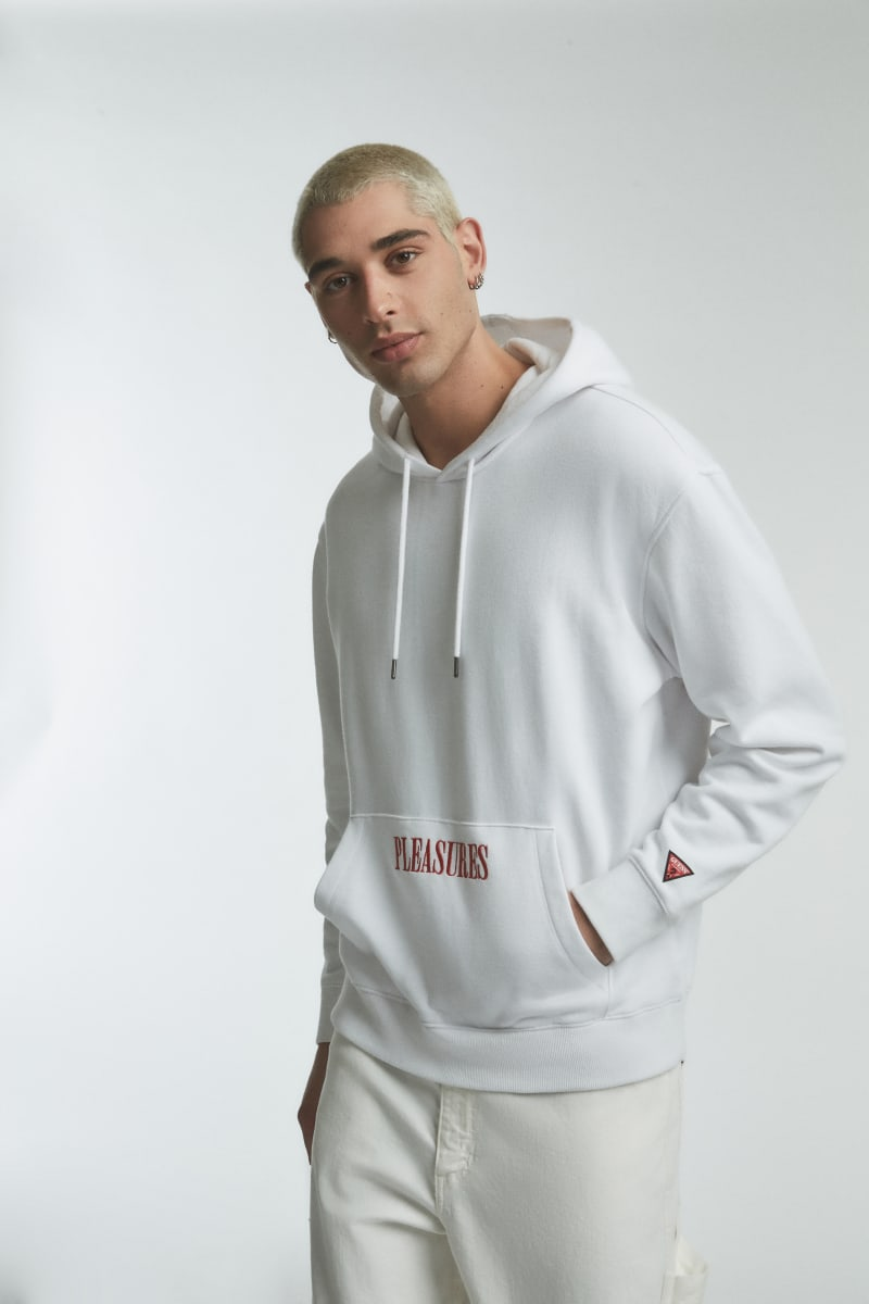 GUESS Originals x PLEASURES Drew Hoodie