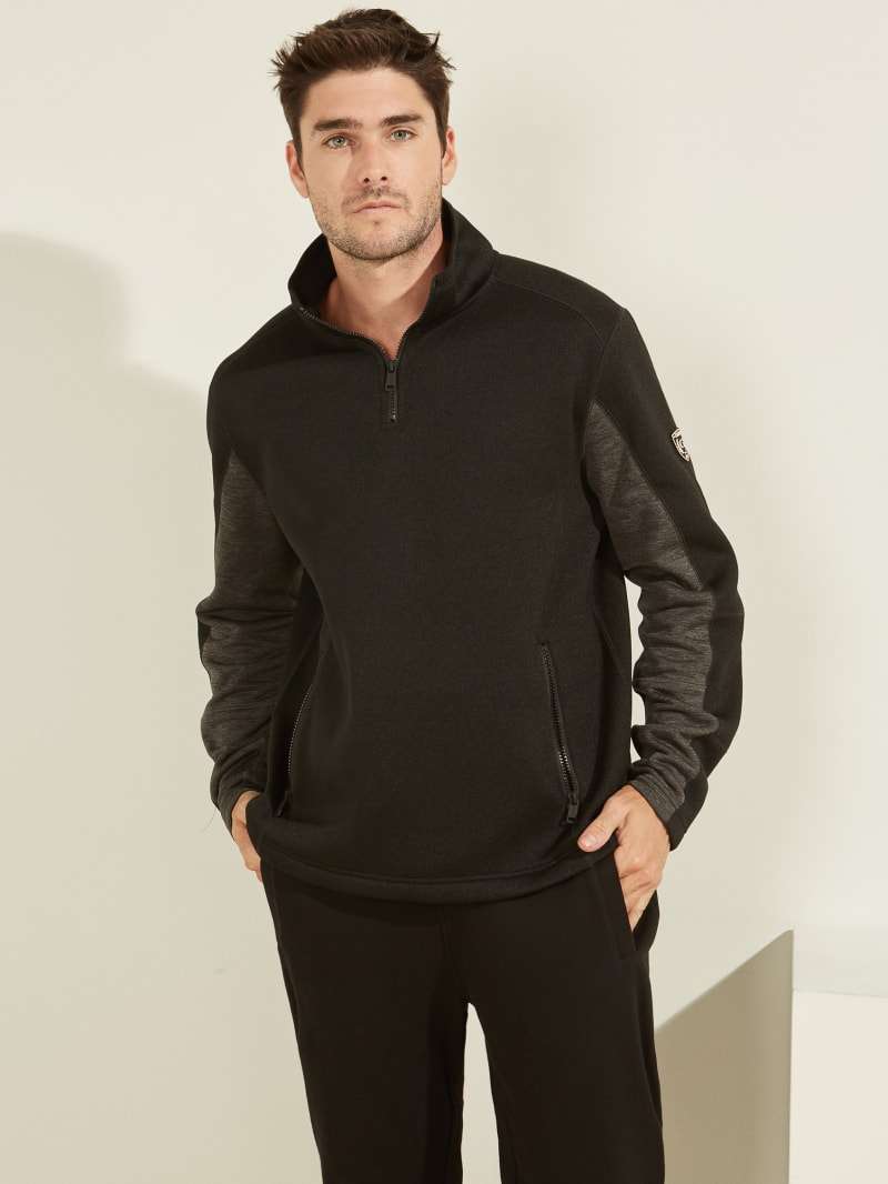 Runyon Fleece Half-Zip Pullover