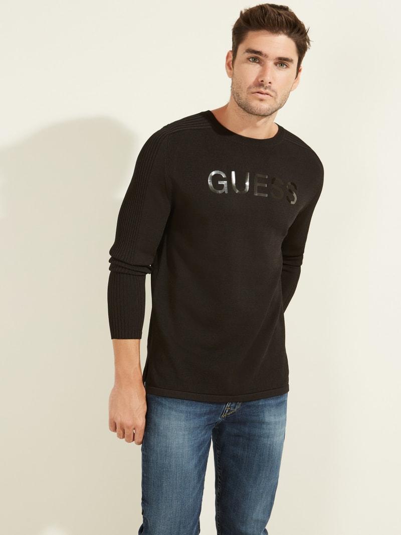 Hi-Gloss Logo Sweater