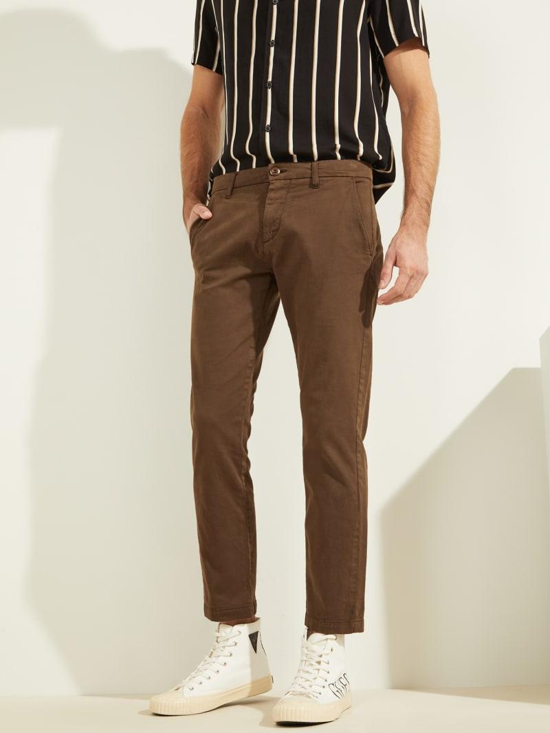 Myron Twill Slim Pants