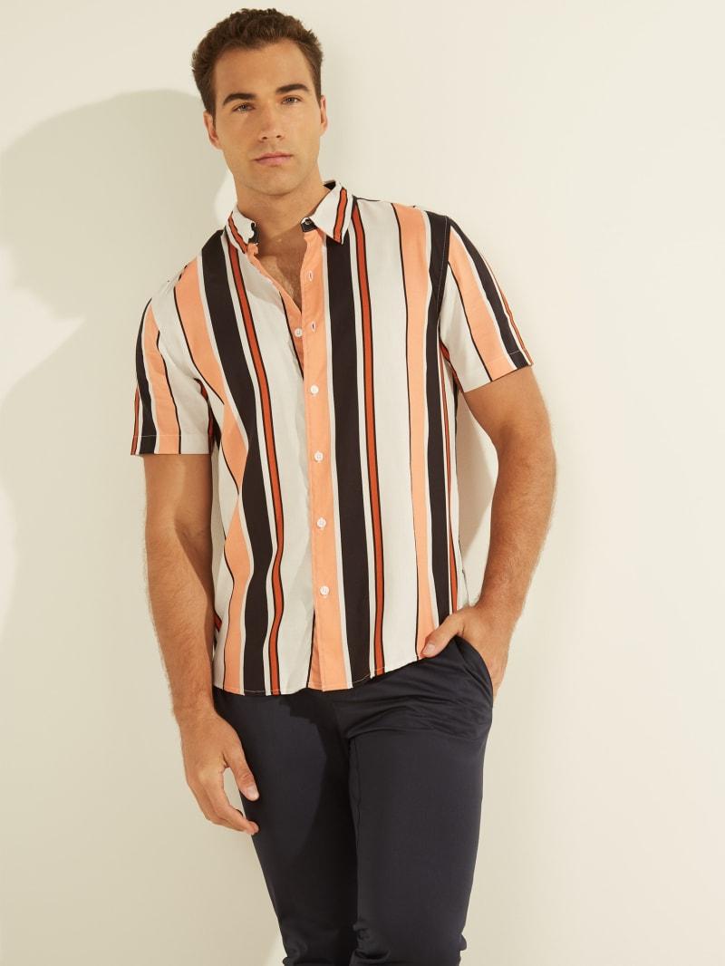 Eco Speedway Stripe Shirt