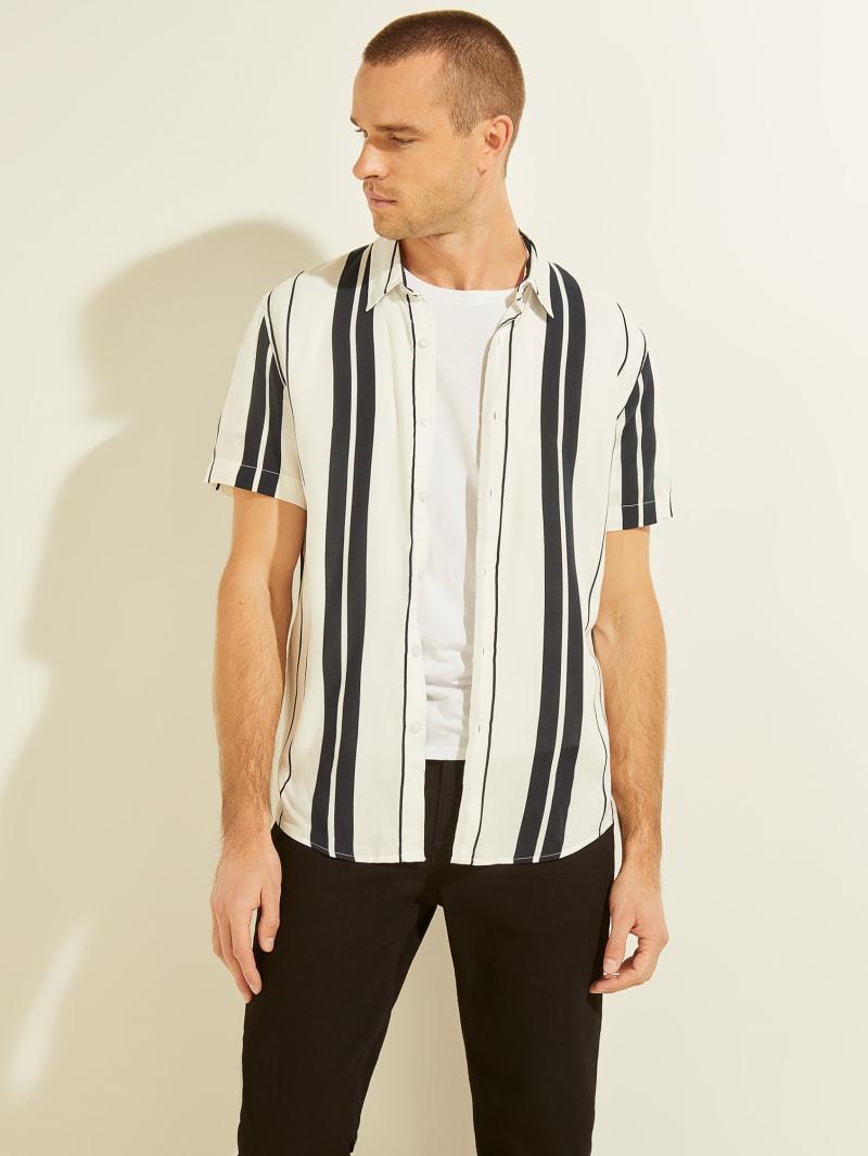 Eco Daze Striped Shirt