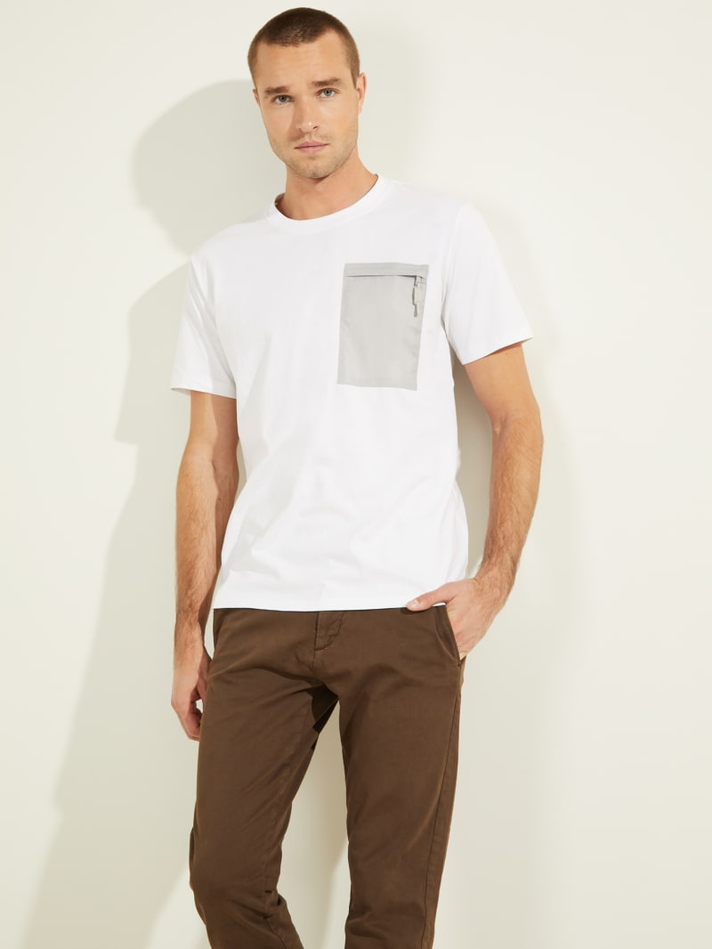 Nylon Pocket Tee