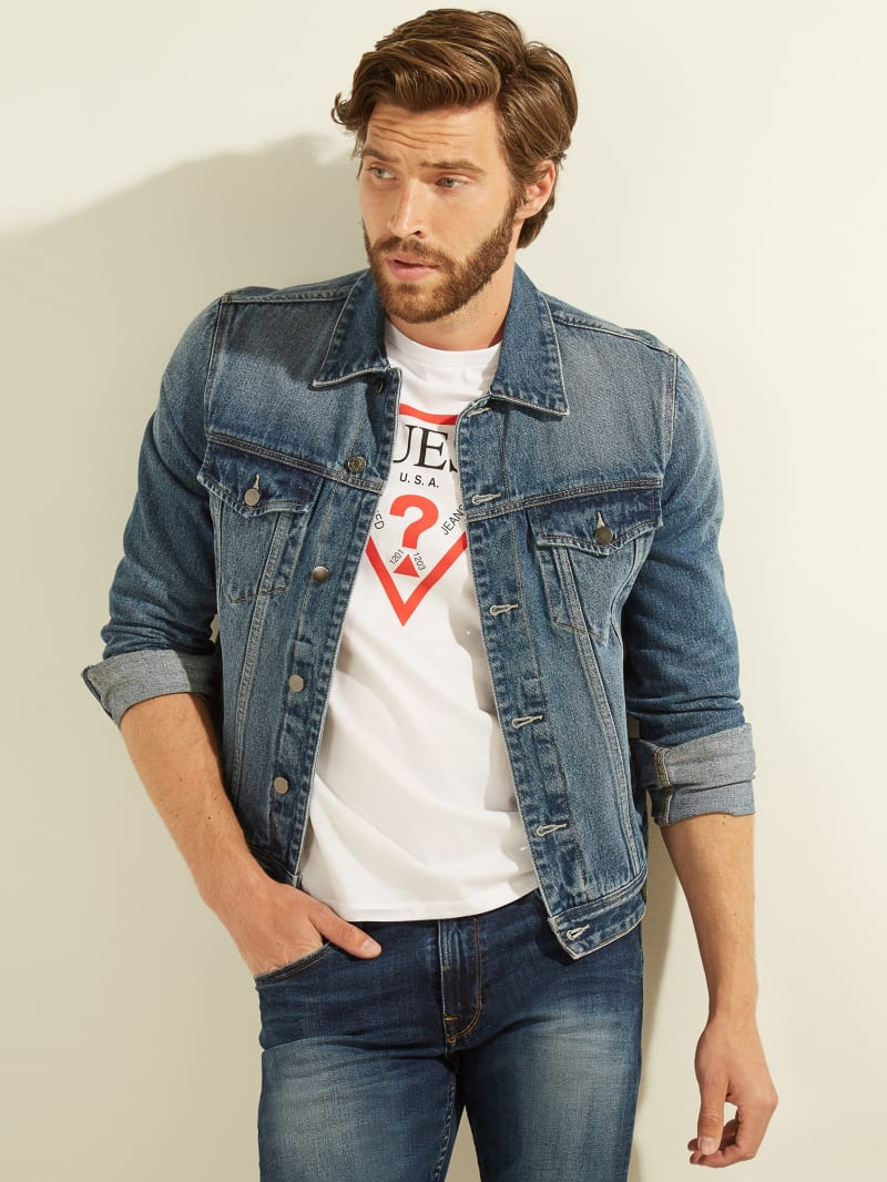 William Denim Jacket