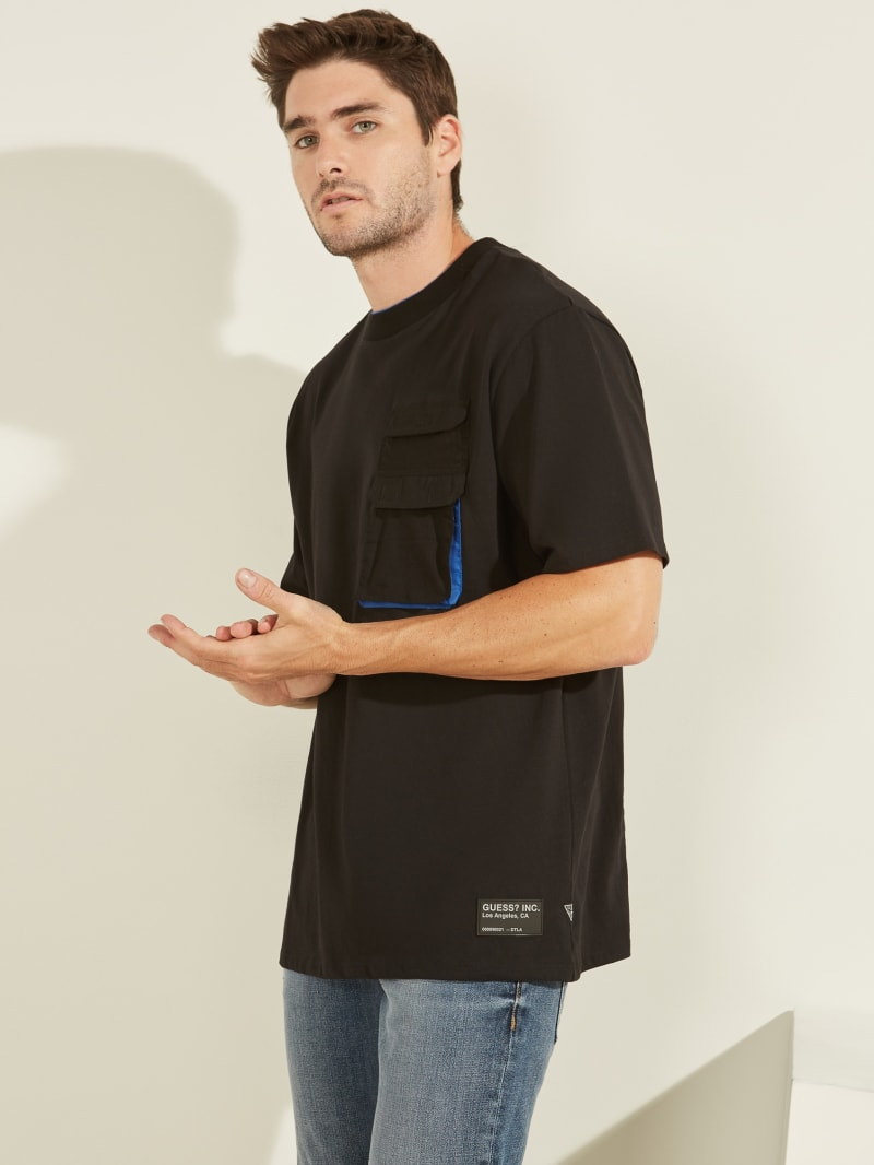 Eco James Utility Pocket Tee