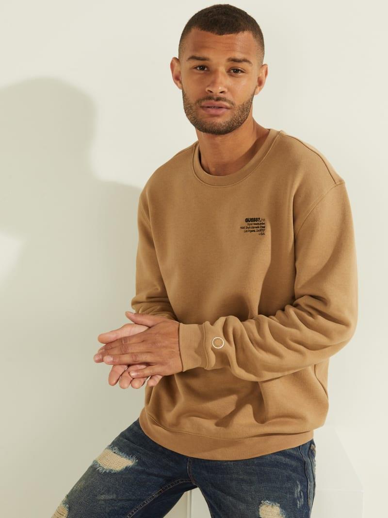 Eco Clay Crewneck Sweatshirt