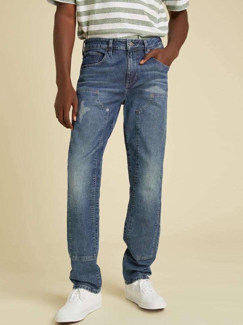 GUESS Originals Tactical Slim Straight Jeans