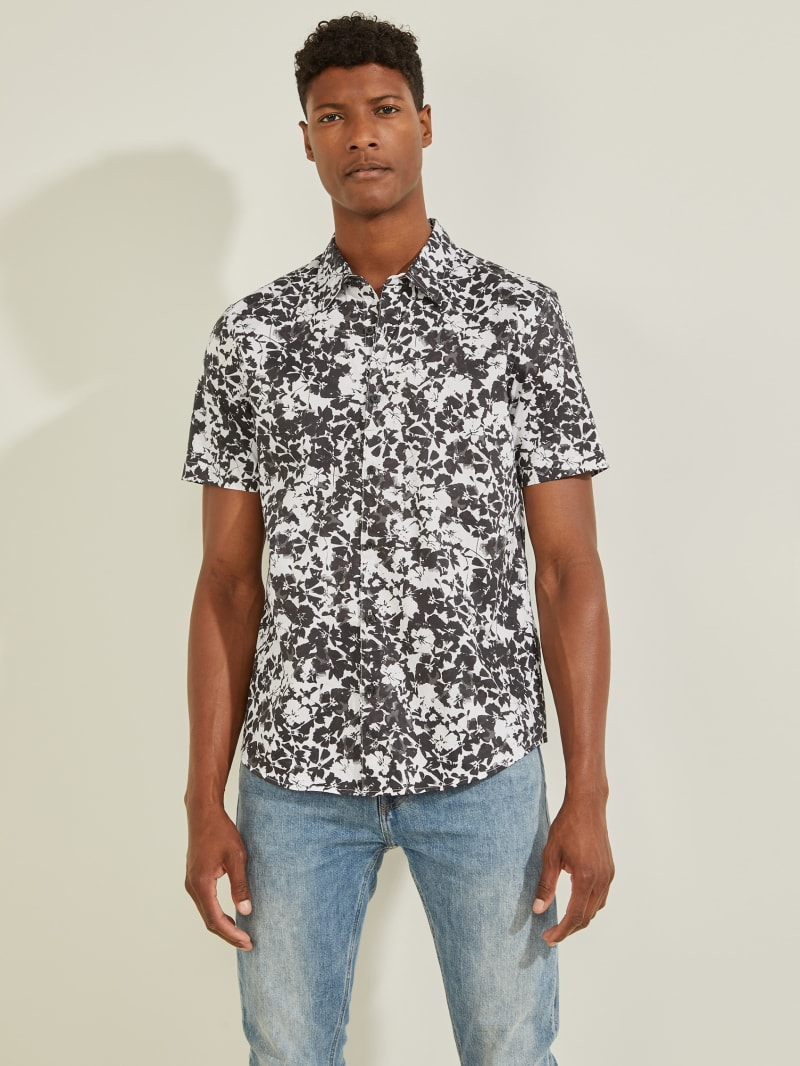 Luxe Dried Blooms Shirt