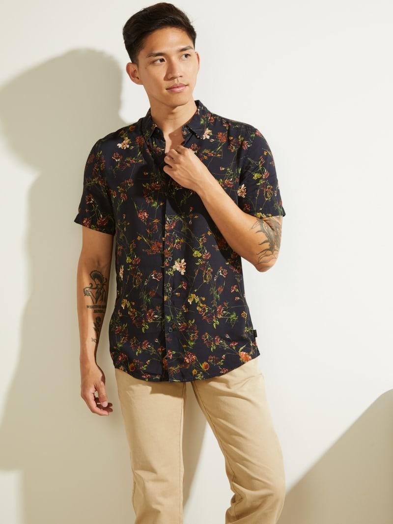 Eco Mystic Floral Shirt