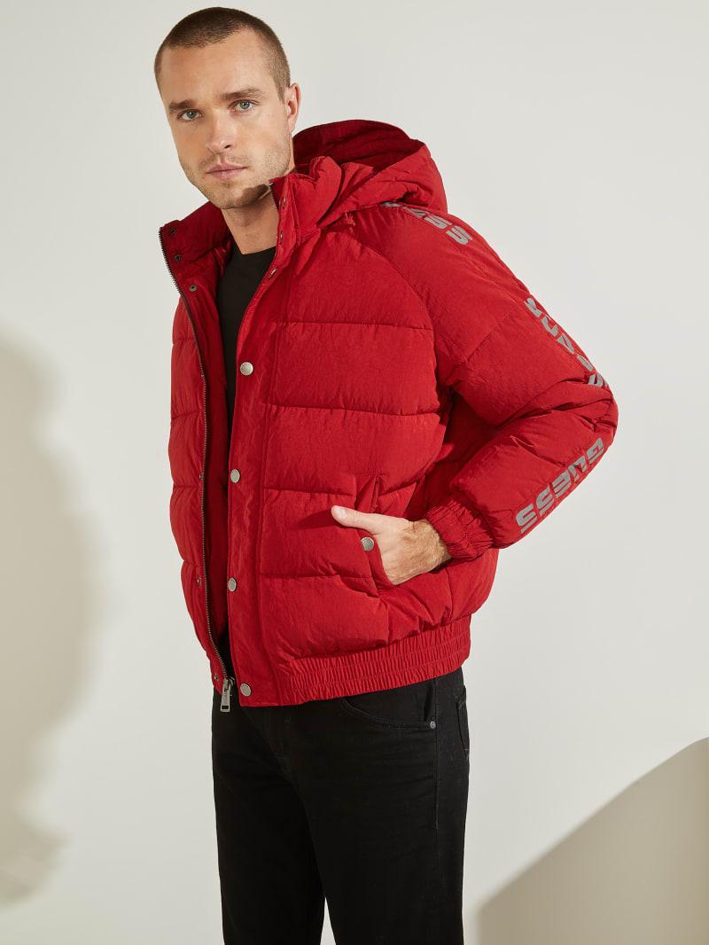 Summit Nylon Ski Puffer Jacket