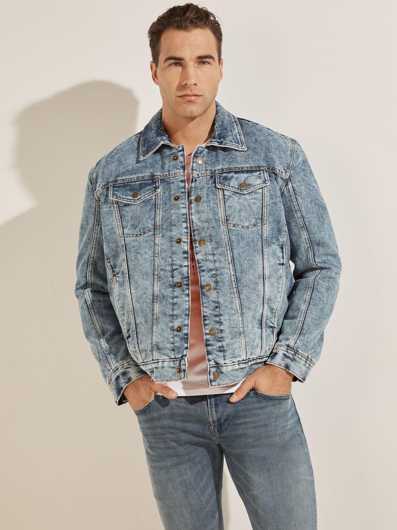 Klay Reversible Denim Jacket
