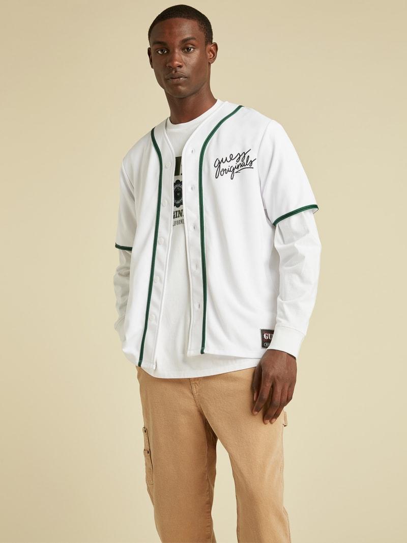 GUESS Originals Baseball Jersey