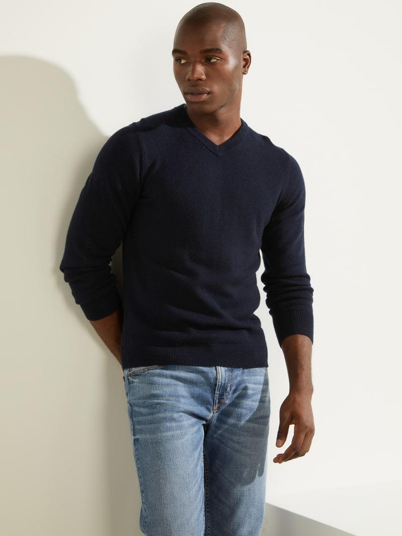 Owen V-Neck Sweater
