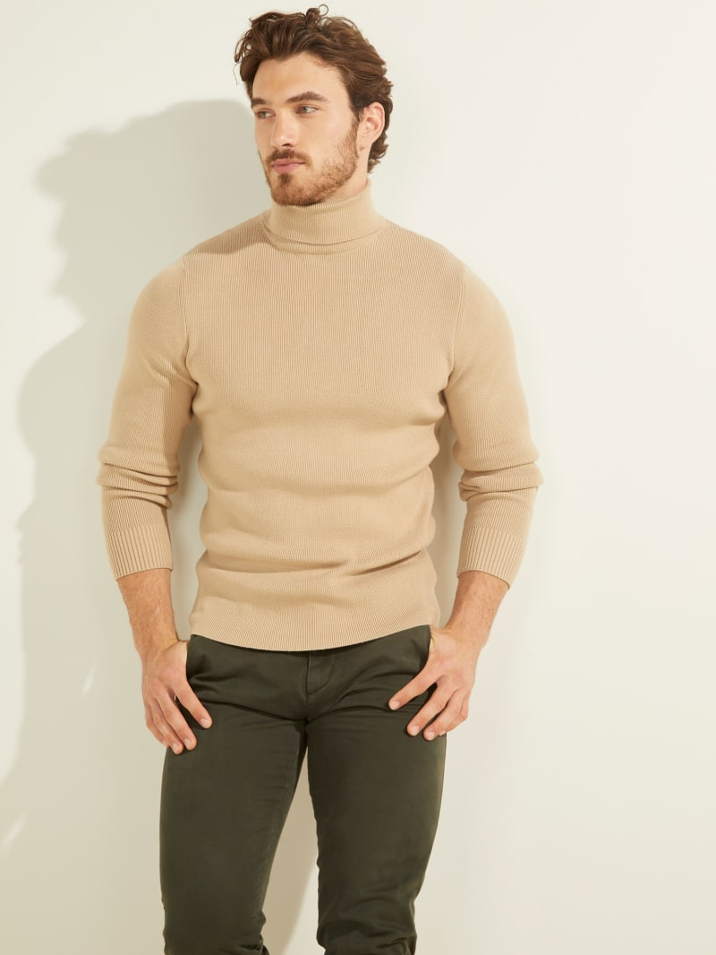 Liam Ribbed Sweater
