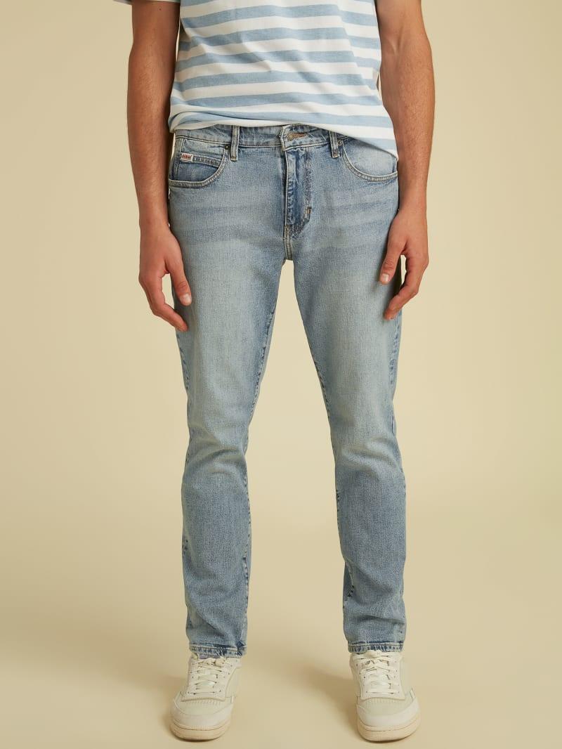 GUESS Originals Slim Straight Jeans
