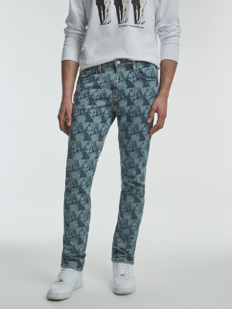 GUESS Originals x PLEASURES Jeans