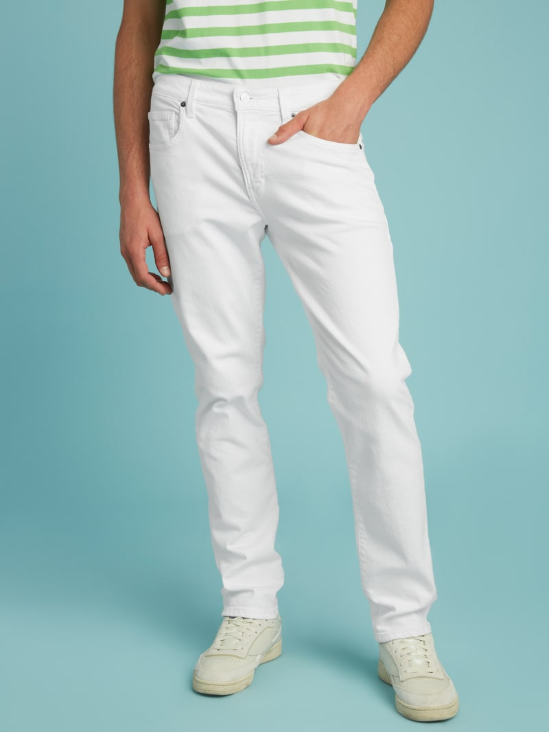 FriendsWithYou  Slim Straight Jeans