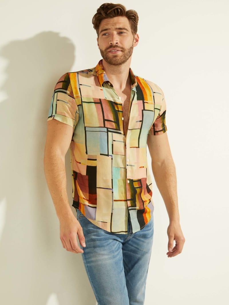 Eco Windowpane Shirt