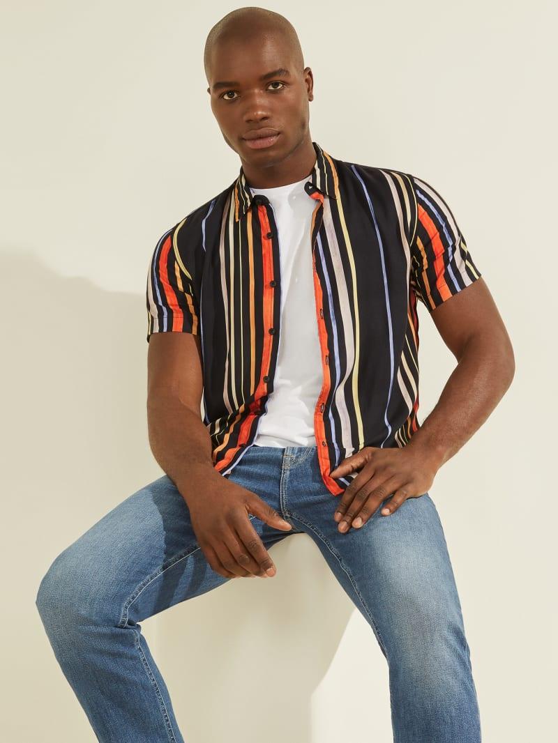Hampton Striped Shirt
