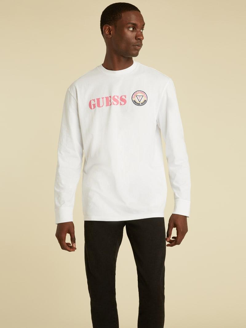 GUESS Originals Stencil Logo Tee