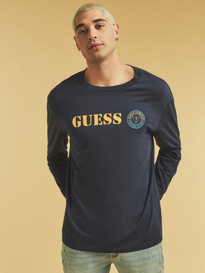 GUESS Originals Stencil Logo Tee