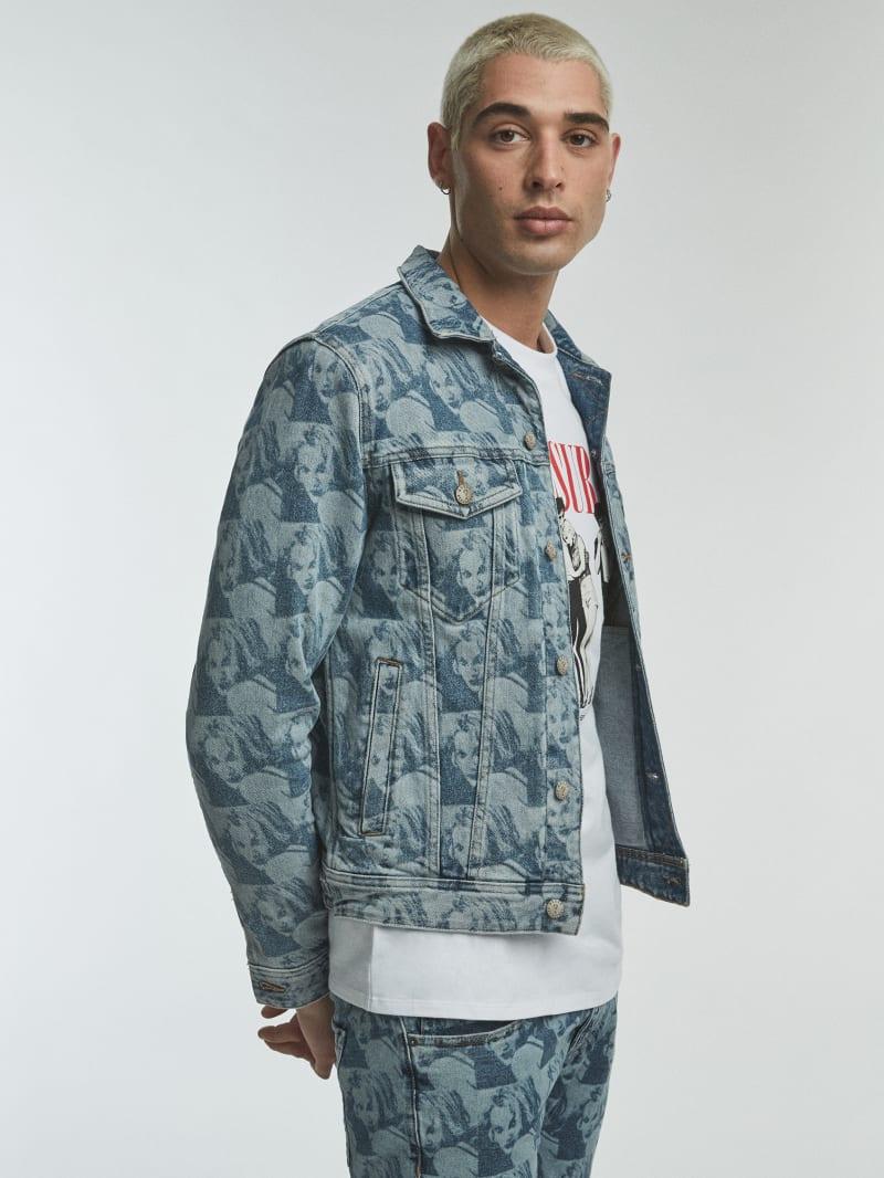 GUESS Originals x PLEASURES Denim Jacket