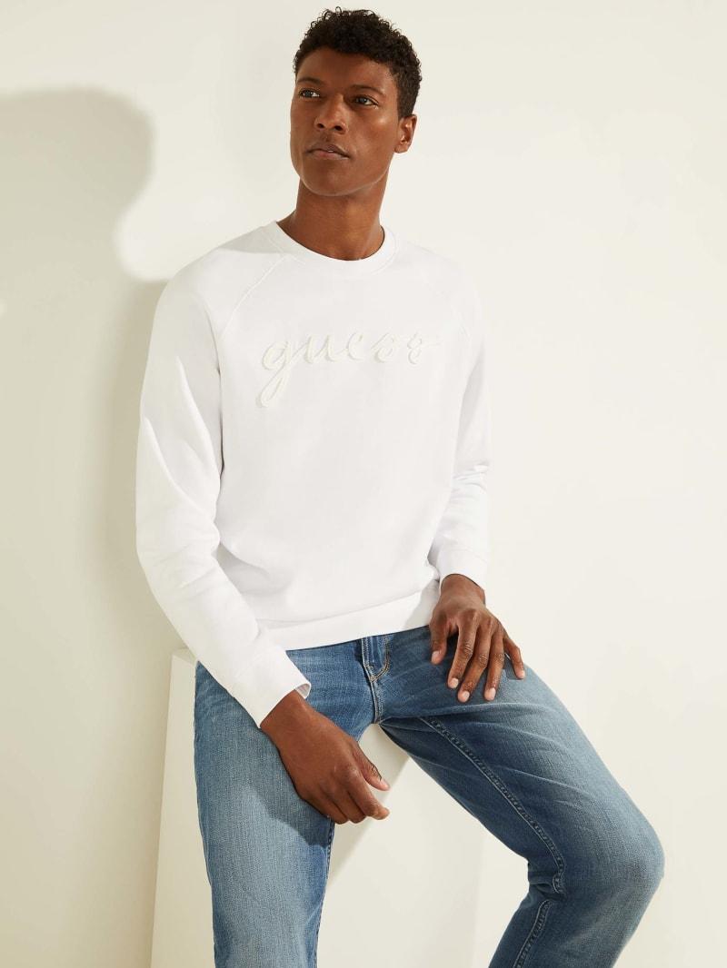 Eco Logo Fleece Pullover