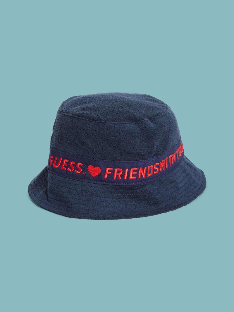 FriendsWithYou Logo Bucket Hat
