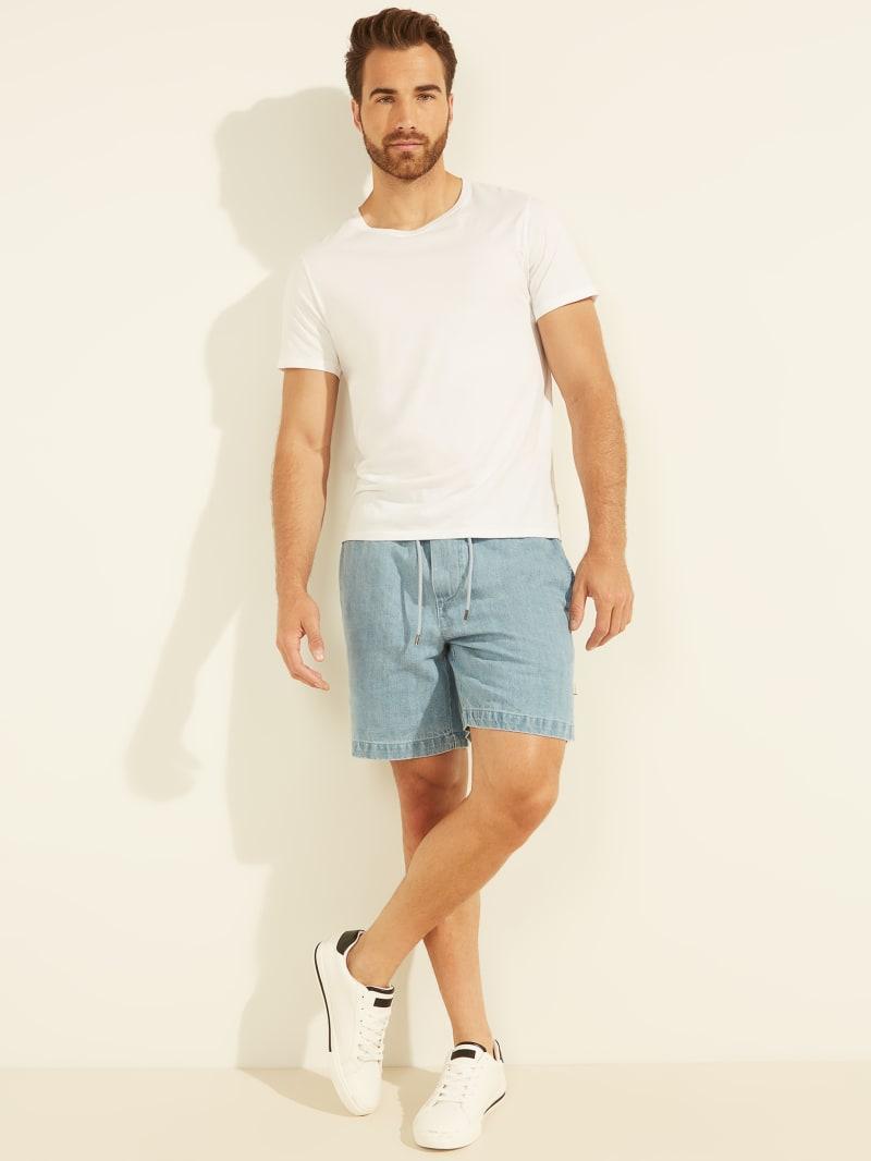Eco Denim Shorts