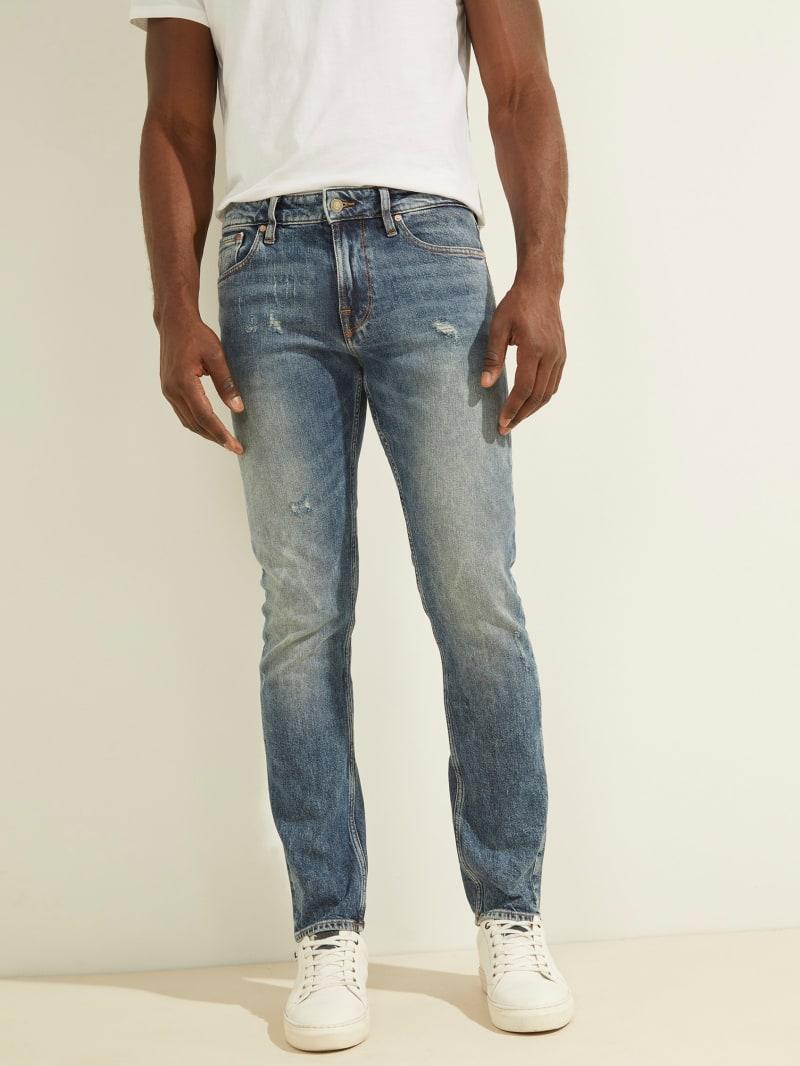 Eco Slim Tapered Jeans