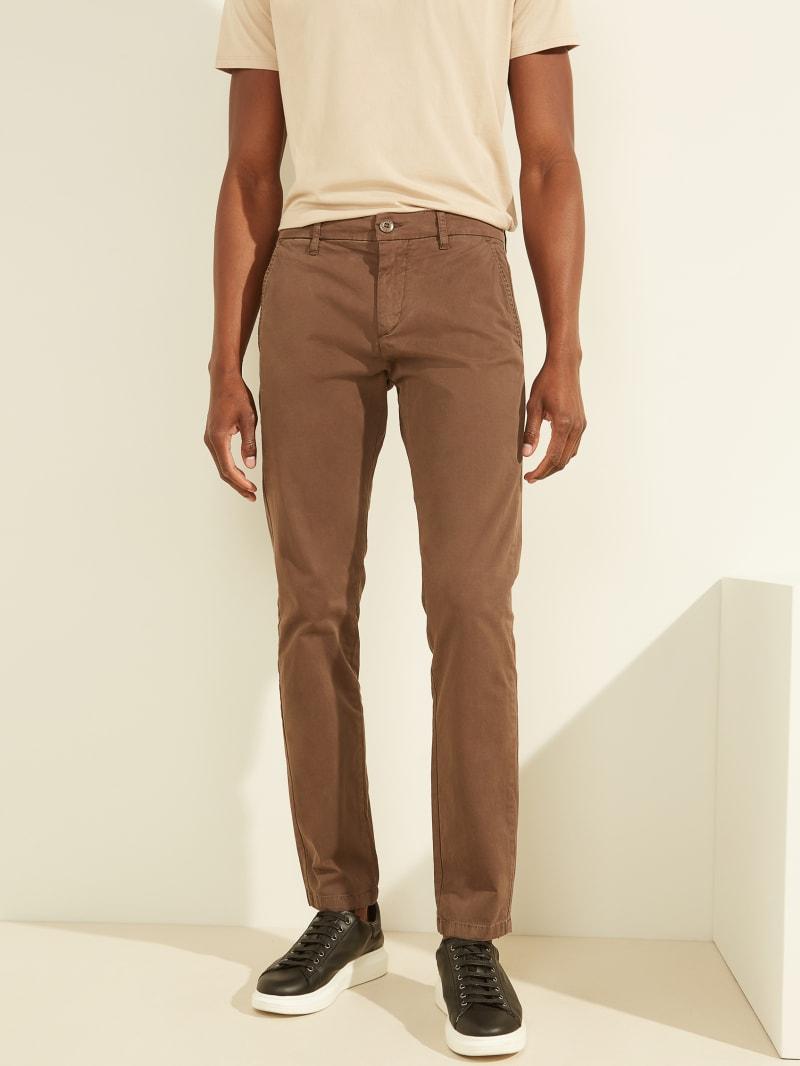 Myron Twill Skinny Pants
