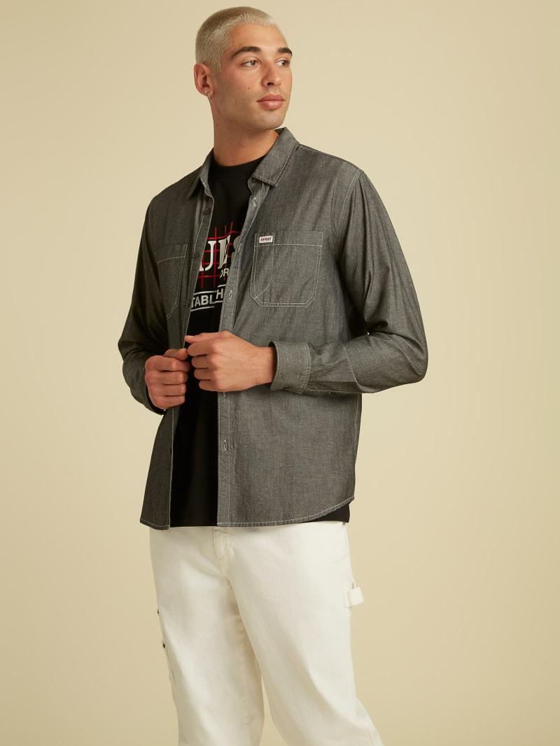 GUESS Originals Kit Button-Up Shirt