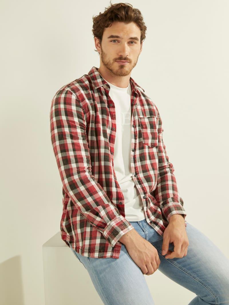 Collins Plaid Shirt