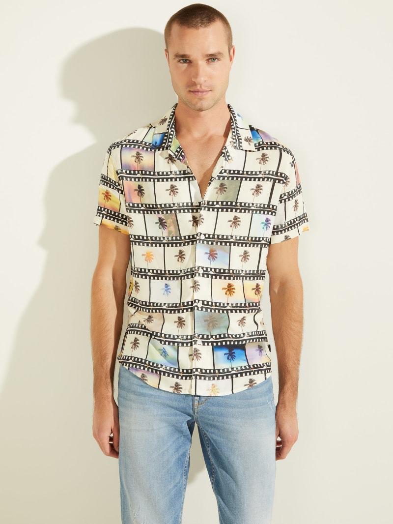 Eco Palm Film Shirt