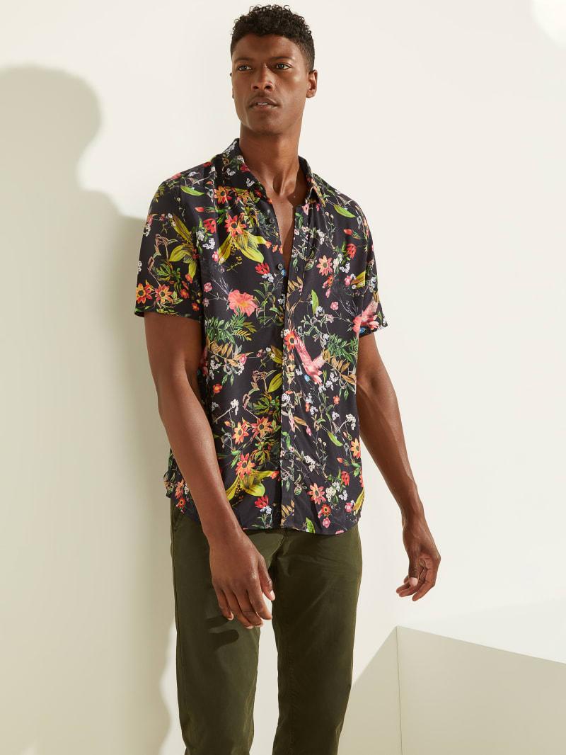 Eco Flower Market Shirt
