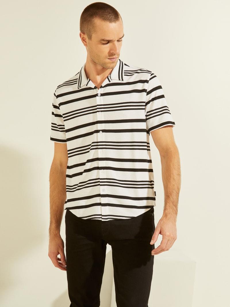 Leo Striped Shirt