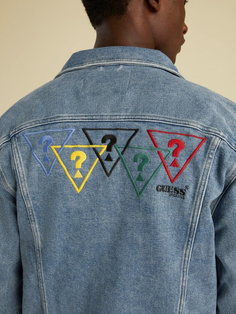 Summer Games Denim Jacket