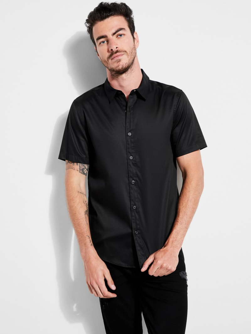 Luxe Stretch Shirt