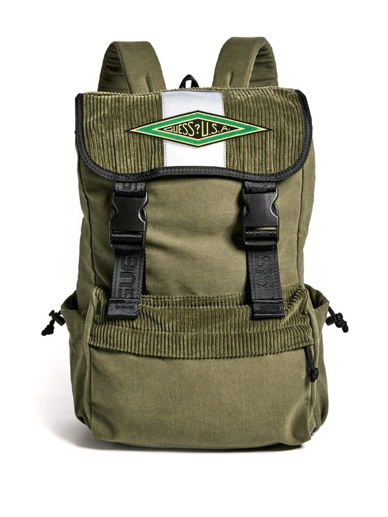 GUESS Originals Corduroy Backpack