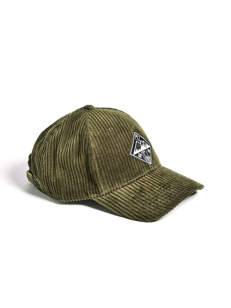GUESS Originals Corduroy Graphic Hat