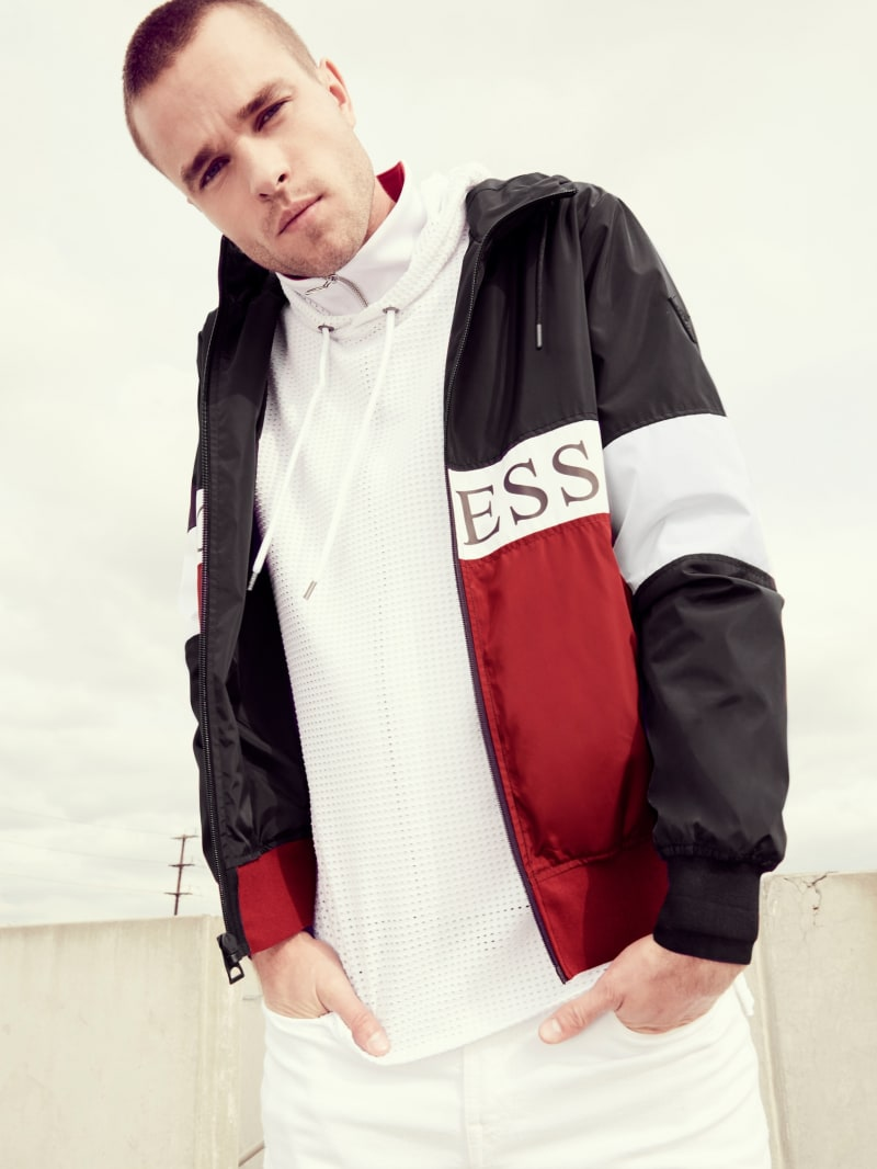 Jose Logo Windbreaker Jacket